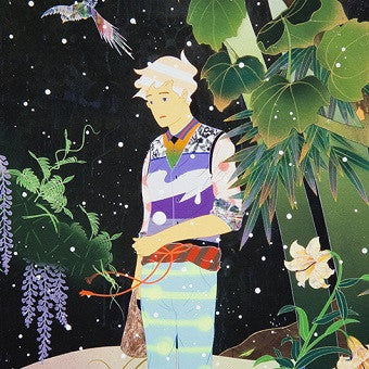 Tomokazu Matsuyama affortable art print