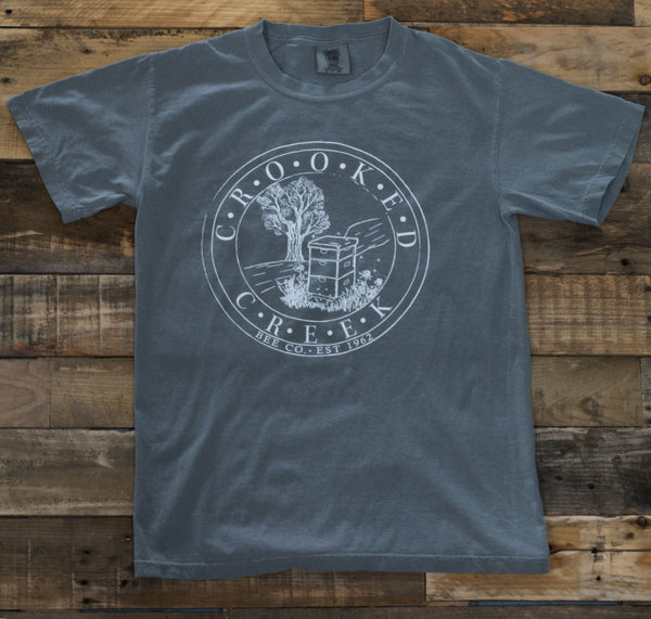 Crooked Creek Short Sleeve T-shirts