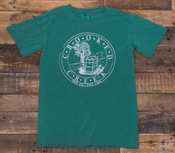 Crooked Creek Short Sleeve T-shirts - Crooked Creek Bee Co.