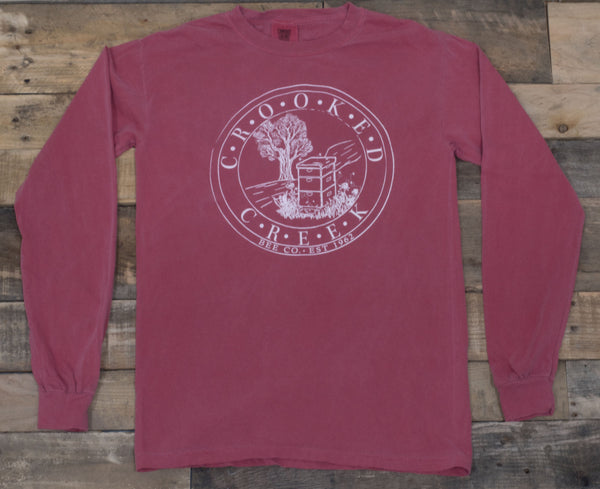 Crooked Creek Long Sleeve T-shirts - Crooked Creek Bee Co.