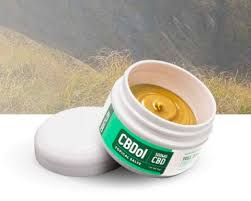 CBDistillery CBD topical pain relief