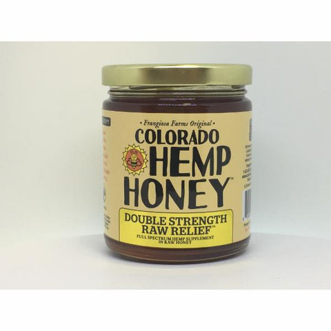 Colorado Hemp Honey - Double Strength