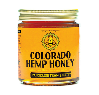Colorado Hemp Honey - 500mg - Tangerine Tranquility