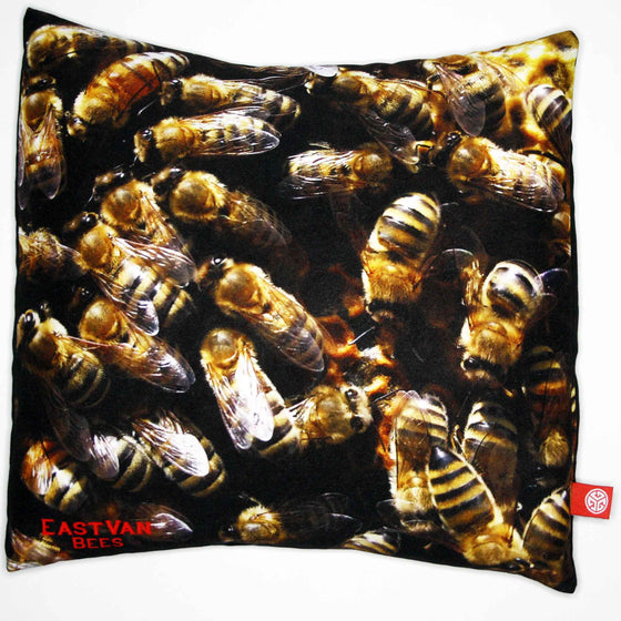 Bee Lovers Pillow