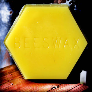Bees Wax 100% Canadian- 3 pack - 21 ounces (1.3 lb) / 600 grams