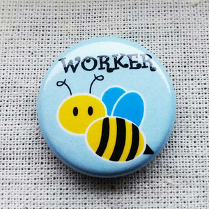 Worker Bee Pin - Free Shipping