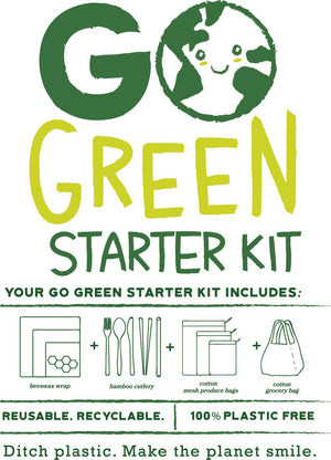 Zero Waste Starter Kit - Free shipping in North America
