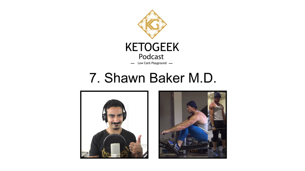 Episode 7: Using An All Meat Diet to Break World Records || Shawn Baker M.D.