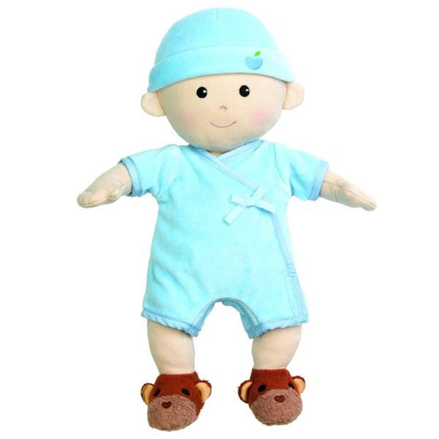 Apple Park Organic Baby Doll - Boy