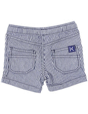 Korango Boys Camper Van Denim Short