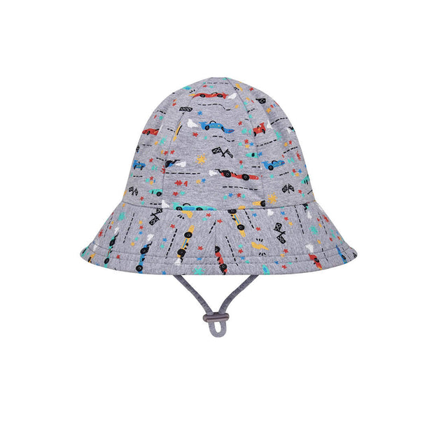 Bedhead Boys Toddler Bucket Hat Racer Print