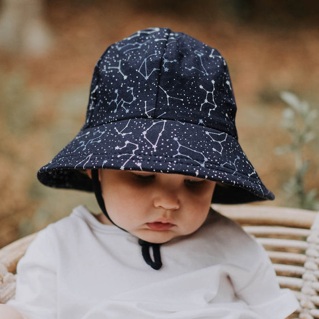 Bedhead Boys Toddler Bucket Hat Zodiac Print