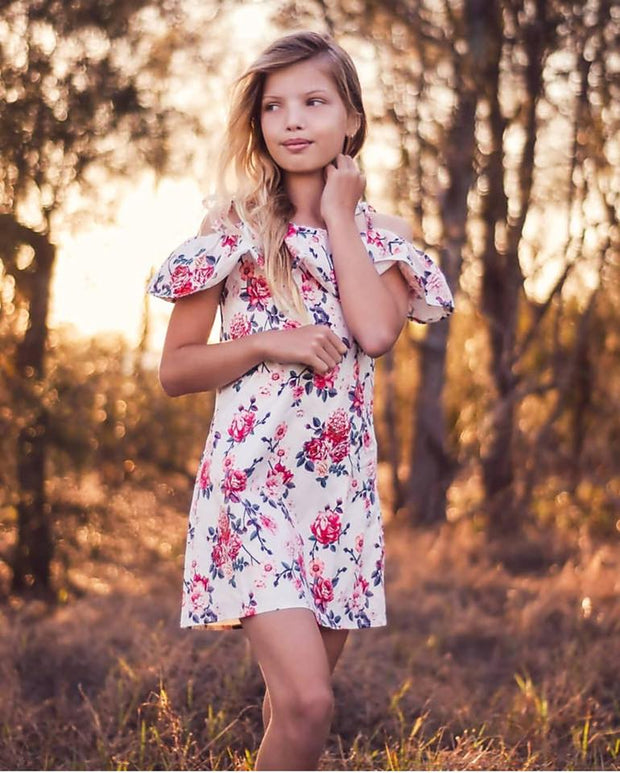 Designer Kidz Girls Tigerlily Dress