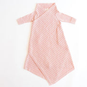 Jujo Baby All over luxury cable Shwrap™ Blush Pink Melange