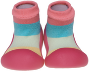 Big Toes Chameleon Rainbow Shoes