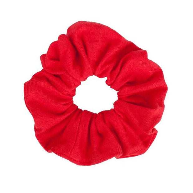 Holly Scrunchie - Red