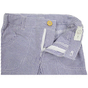 Korango Boys Cables n Class Pants - Navy