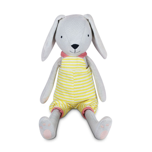 Apple Park Benny Organic Knit Bunny