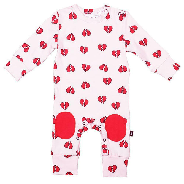 Anarkid Heartbreaker Patch Romper