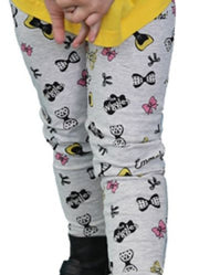The Wiggles Emma Girls All Over Printed Leggings