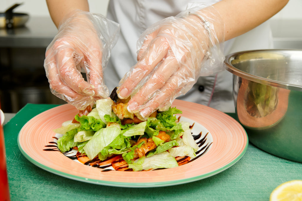 Stop Spreading Germs In Your Restaurant With These Food