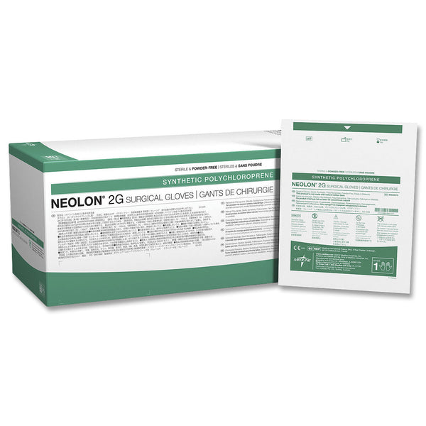 Neolon 2G Neoprene Brown Nitrile Chloroprene Gloves