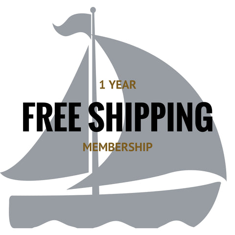 1 Year Free Shipping Membership