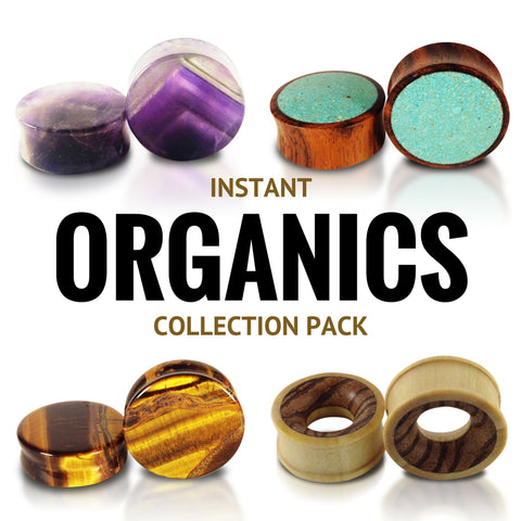 Instant Organics Collection Pack