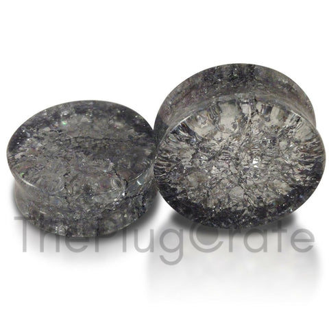 Shattered Quartz Plugs
