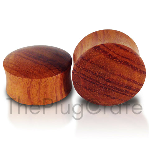 Premium Rengas Wood Dome Plugs