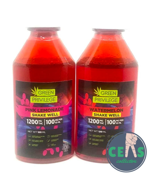 Thc Syrup - 1200 Mg