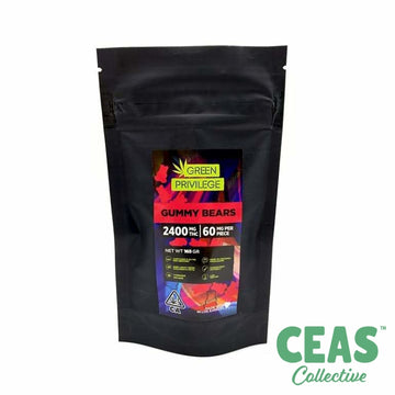 Gummy Bears - 2400Mg!