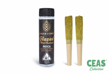 MAC - Glazed & Infused PreRolls SugarCones