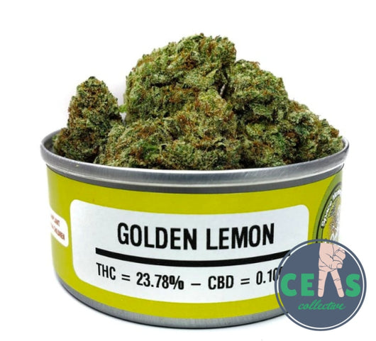 Golden Lemon - Space Monkey Meds