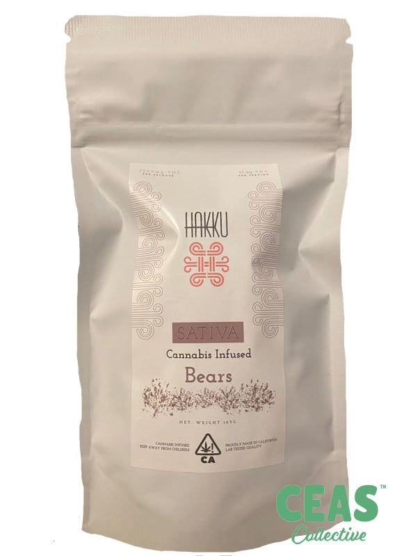 Hakku 1000mg (Sativa) - Bears