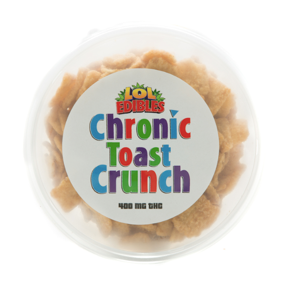 Toasty crunchies - 400mg