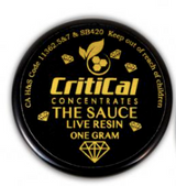 Royal Orange - Critical710 Live Resin Sauce