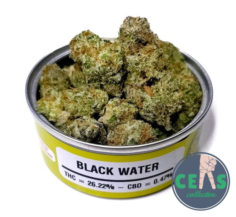 Black Water Og - Space Monkey