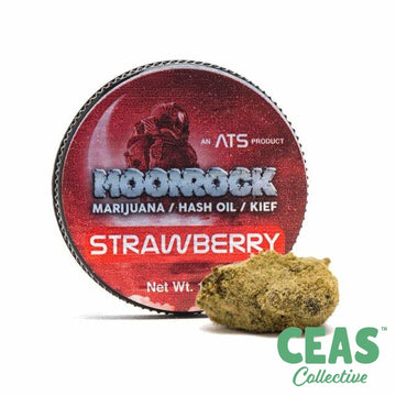 Strawberry - Moon Rock