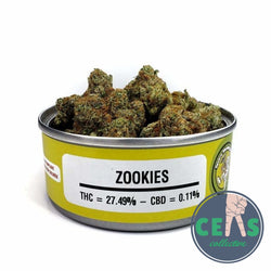 Zookies - Space Monkey Meds