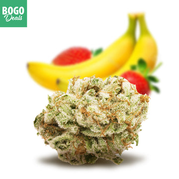 *Exotic BOGO* Strawberry Banana
