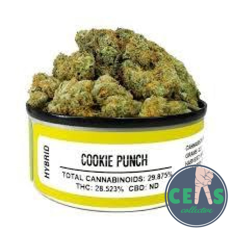 Cookie Punch - Space Monkey Meds