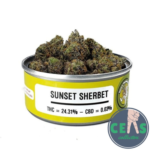 Sunset Sherbert - Space Monkey Meds