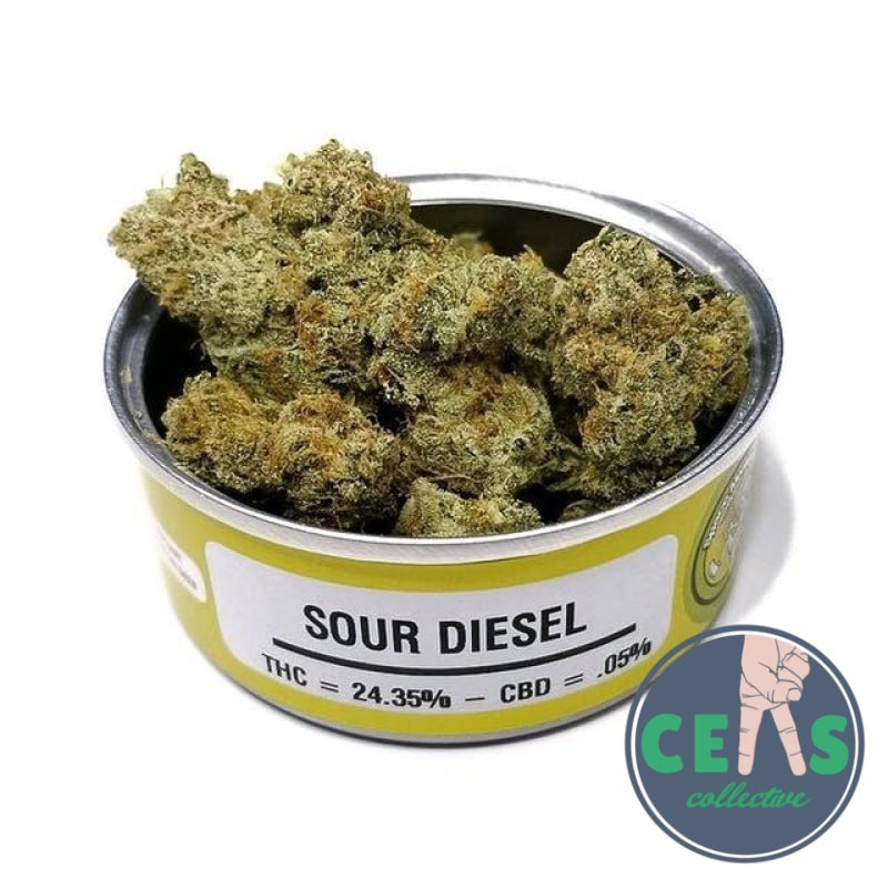 Sour Diesel - Space Monkey Meds