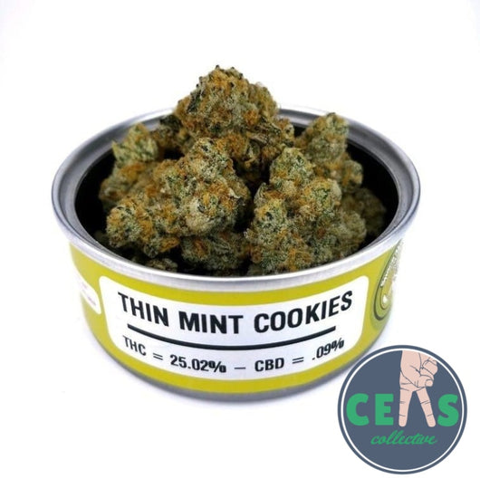 Thin Mint Cookies- Space Monkey Meds