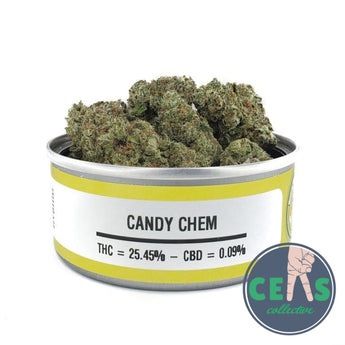 Candy Chem - Space Monkey Meds