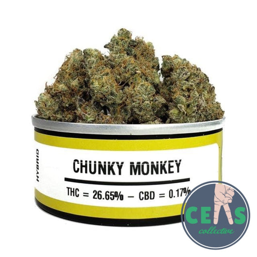 Chunky Monkey - Space Meds