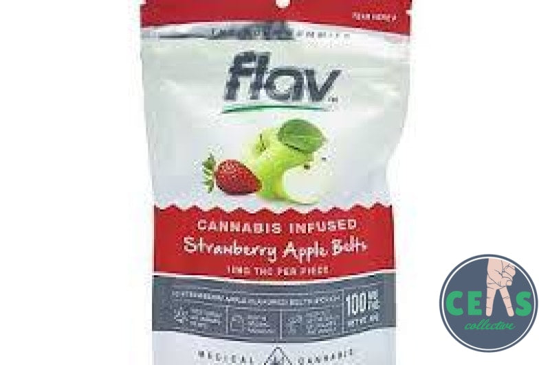 Strawberry Apple Belts - Flavrx