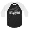 Black Bird Raglan (3 Colors)