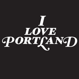I love portland best hipster cities t-shirt